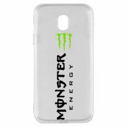 Чохол для Samsung J3 2017 Вертикальний Monster Energy