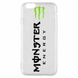 Чохол для iPhone 6/6S Вертикальний Monster Energy