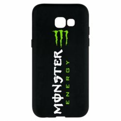 Чохол для Samsung A5 2017 Вертикальний Monster Energy