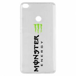 Чохол для Xiaomi Mi Max 2 Вертикальний Monster Energy