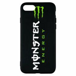 Чохол для iPhone 7 Вертикальний Monster Energy
