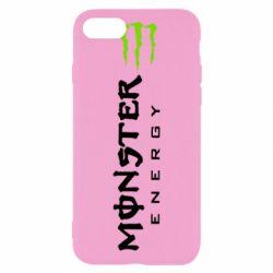 Чохол для iPhone 8 Вертикальний Monster Energy