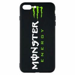 Чохол для iPhone 8 Plus Вертикальний Monster Energy