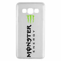 Чохол для Samsung A3 2015 Вертикальний Monster Energy