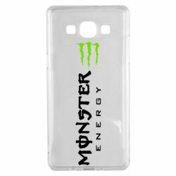 Чохол для Samsung A5 2015 Вертикальний Monster Energy