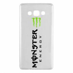 Чохол для Samsung A7 2015 Вертикальний Monster Energy