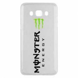 Чохол для Samsung J5 2016 Вертикальний Monster Energy