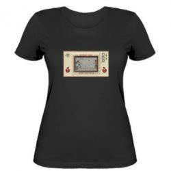 Женская футболка Веселый повар Электроника - FatLine