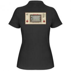 Женская футболка поло Веселый повар Электроника - FatLine