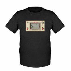 Детская футболка Веселый повар Электроника - FatLine