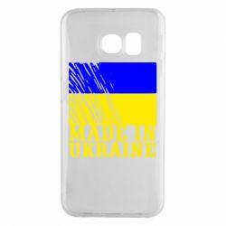 Чохол для Samsung S6 EDGE Виготовлено в Україні