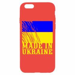 Чохол для iPhone 6/6S Виготовлено в Україні