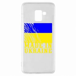Чохол для Samsung A8+ 2018 Виготовлено в Україні