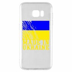 Чохол для Samsung S7 EDGE Виготовлено в Україні