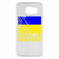 Чохол для Samsung S6 Виготовлено в Україні