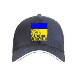 кепка Виготовлено в Україні - FatLine