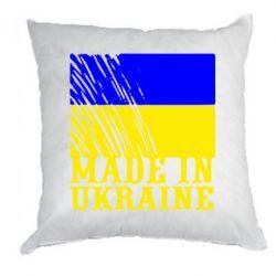 Подушка Виготовлено в Україні - FatLine