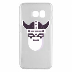 Чехол для Samsung S6 EDGE Viking flat vector
