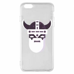 Чехол для iPhone 6 Plus/6S Plus Viking flat vector