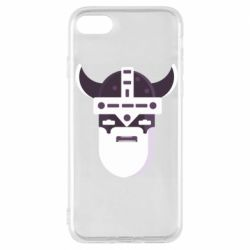 Чехол для iPhone 7 Viking flat vector