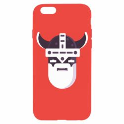 Чехол для iPhone 6/6S Viking flat vector