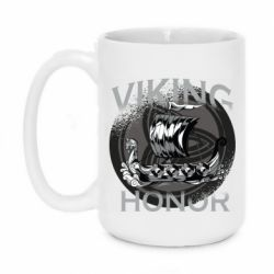 Кружка 420ml Viking honor
