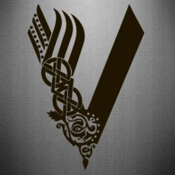 Наклейка Викинги