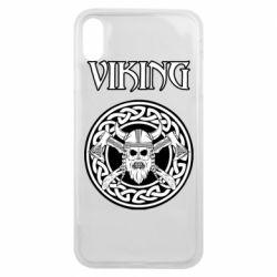 Чехол для iPhone Xs Max Vikings and axes