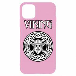 Чехол для iPhone 11 Pro Vikings and axes