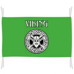 Прапор Vikings and axes