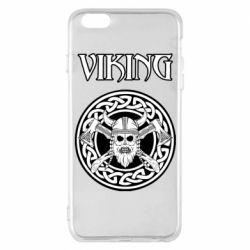 Чехол для iPhone 6 Plus/6S Plus Vikings and axes