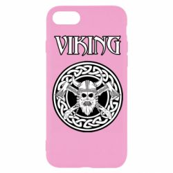 Чехол для iPhone 7 Vikings and axes