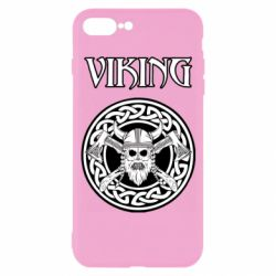 Чехол для iPhone 7 Plus Vikings and axes
