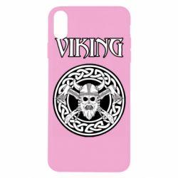 Чехол для iPhone X/Xs Vikings and axes