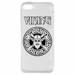 Чохол для iphone 5/5S/SE Vikings and axes