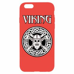 Чехол для iPhone 6/6S Vikings and axes