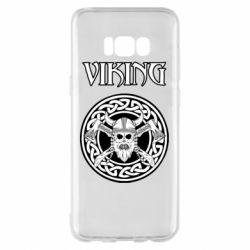 Чохол для Samsung S8+ Vikings and axes