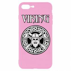 Чехол для iPhone 8 Plus Vikings and axes