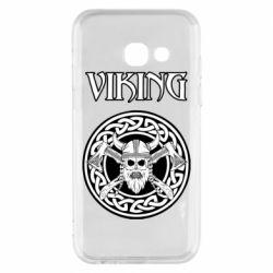 Чехол для Samsung A3 2017 Vikings and axes