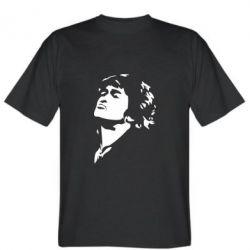 Мужская футболка Виктор Цой - FatLine