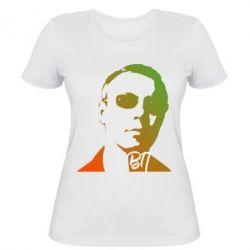 Женская футболка Виктор Пелевин