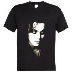 Чоловічі футболки з V-подібним вирізом Віллі Вало
