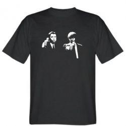 Мужская футболка Vincent and Jules - FatLine