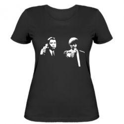 Женская футболка Vincent and Jules - FatLine