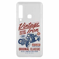 Чохол для Samsung A9 2018 Vintage iron 1986