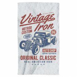 Рушник Vintage iron 1986