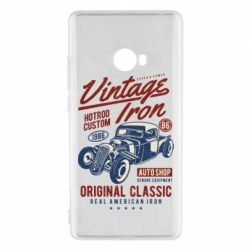Чохол для Xiaomi Mi Note 2 Vintage iron 1986