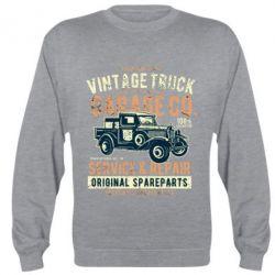 Реглан (світшот) Vintage Truck