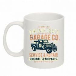 Кружка 320ml Vintage Truck