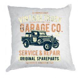Подушка Vintage Truck